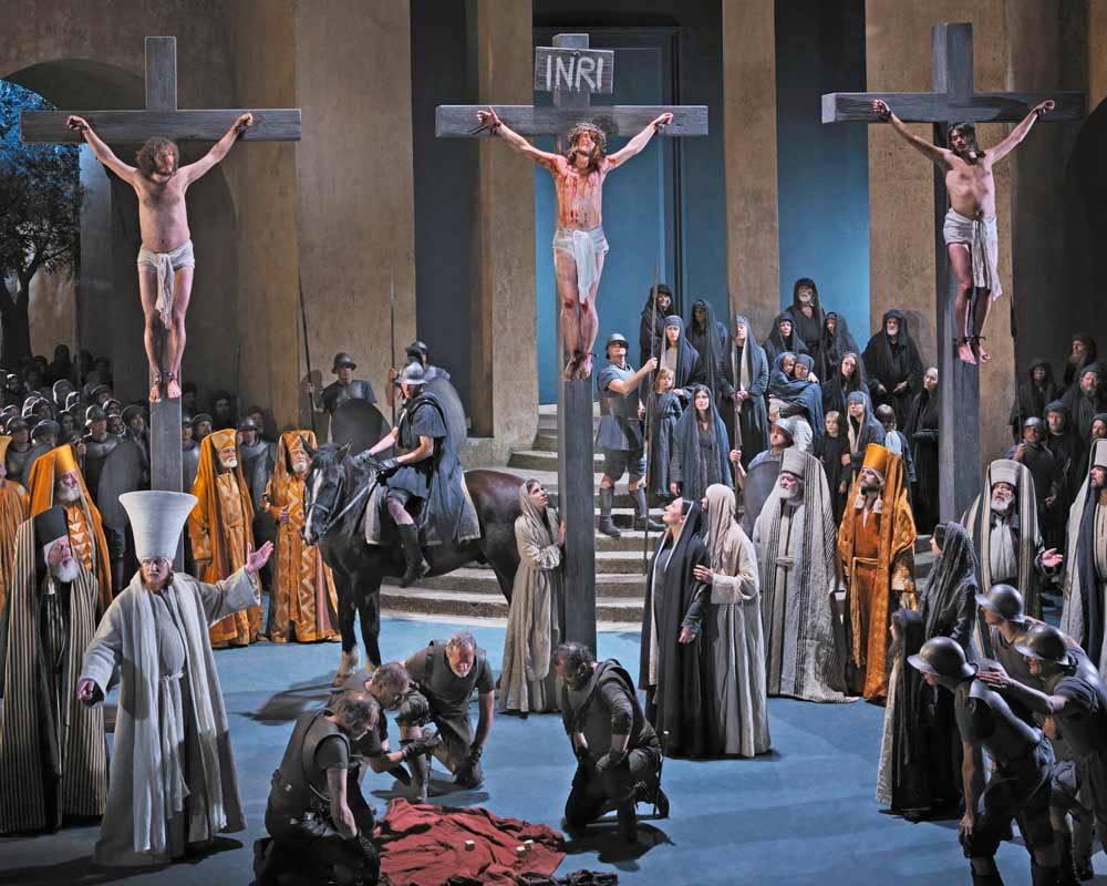 Oberammergau Passion Play Leger Holidays