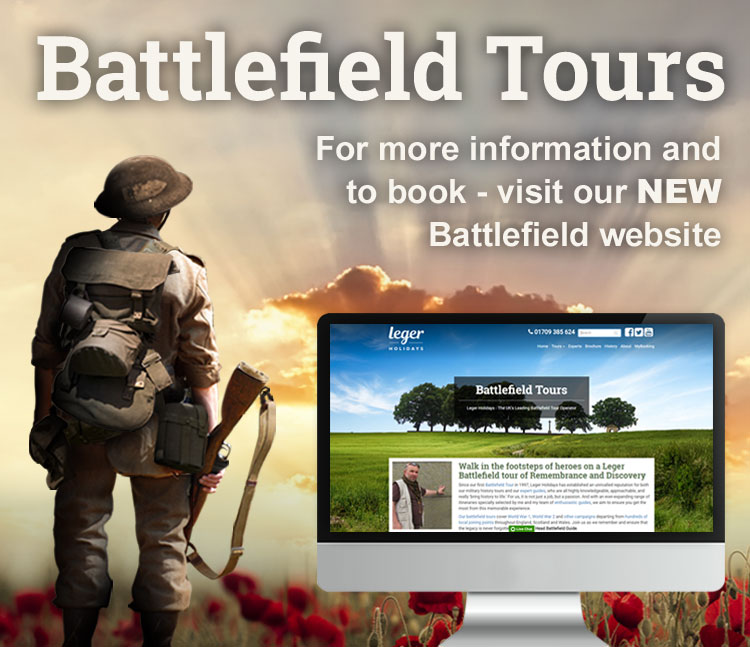 Leger Battlefield Tours