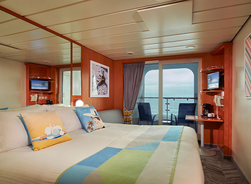 Norwegian Dawn Cabin