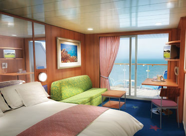 Norwegian Spirit Cabin