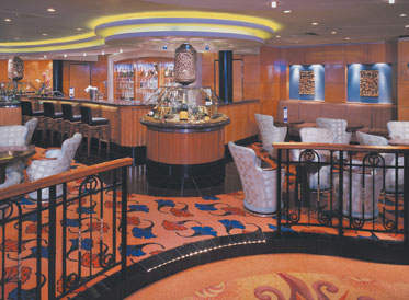 Norwegian Star Champagne Bar
