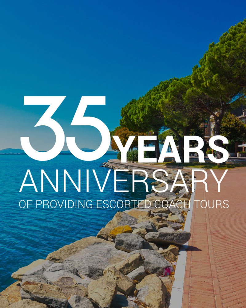 Leger Holidays - over 35 years experience