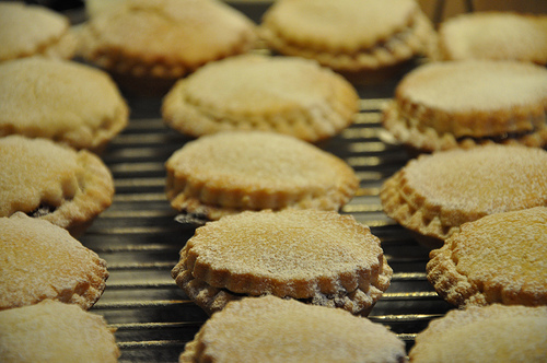 Easy Traditional Christmas Mince Pie Recipe