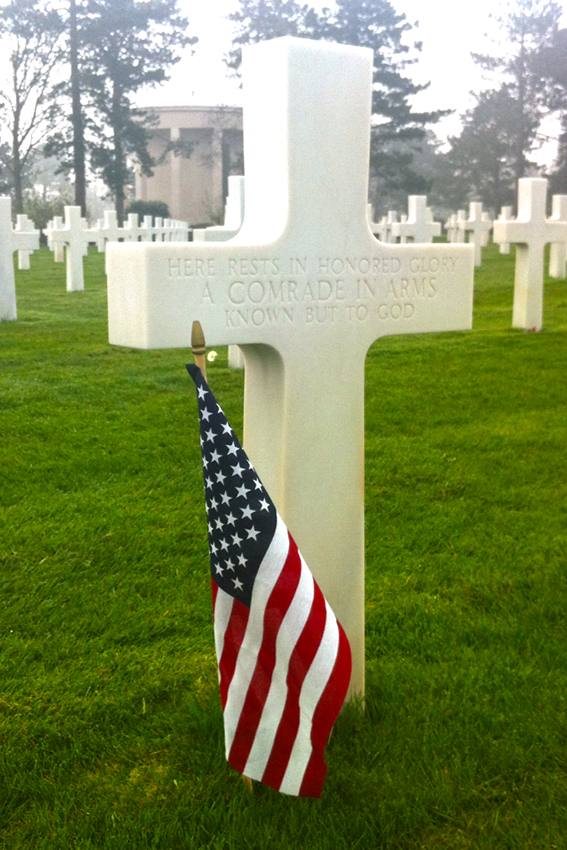 Unknown Soldier Headstone