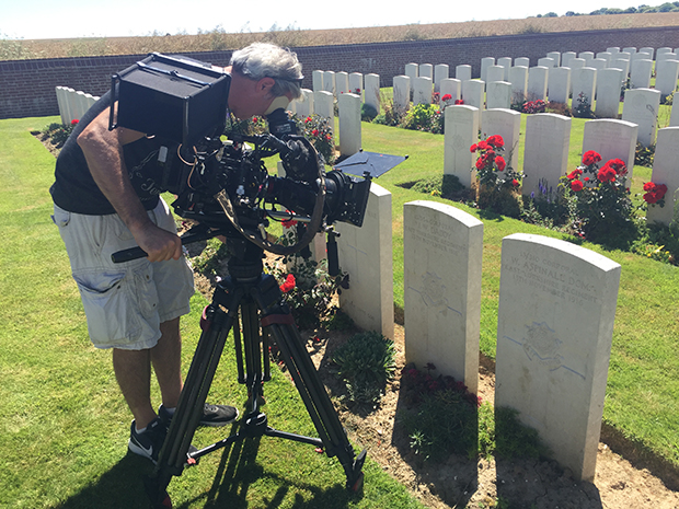 filming-graves-on-the-somme
