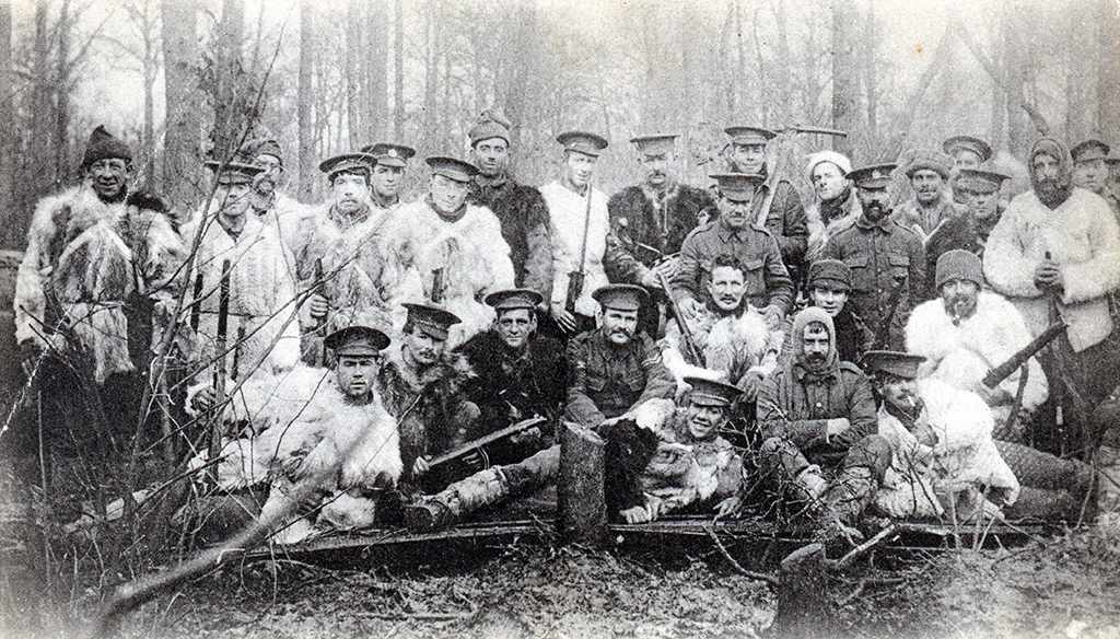 Christmas Truce Of 1914.Ten Facts About The Christmas Truce Leger Holidays