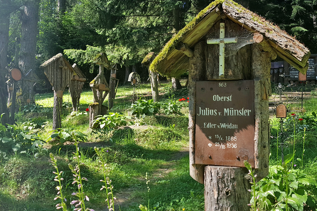 Brunico Soldier Cemetery