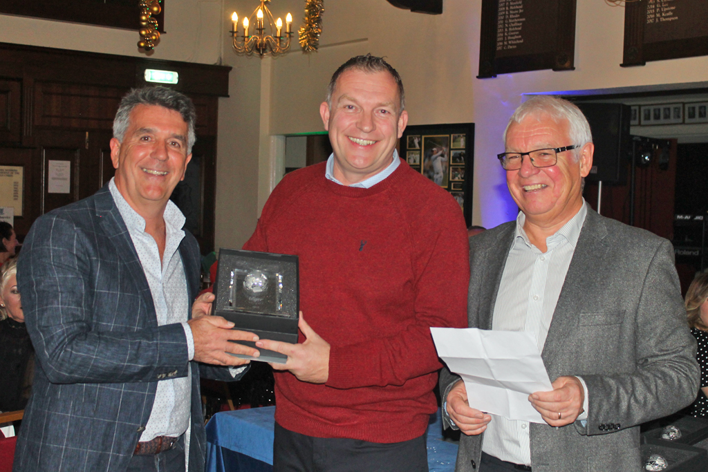 Driver of the Year 3rd place - Mike Brannan