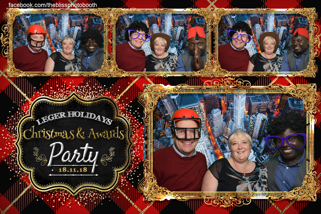 Leger Christmas Party 2018