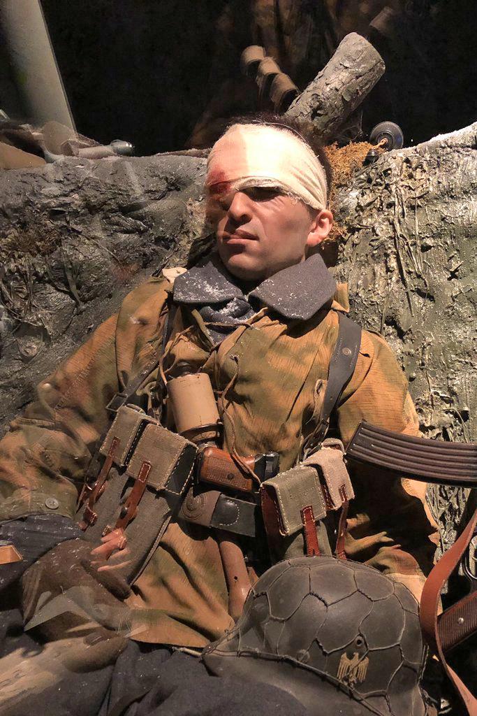 Eyewitness WW2 Museum visited on the Battlefield Netherlands tour