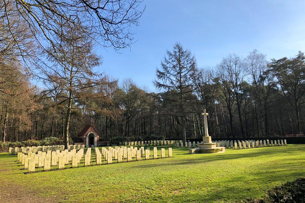 Overloon Cemetery