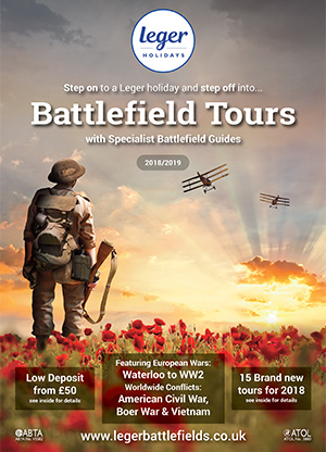 Battlefields 18-19 brochure