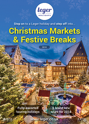 Festive Breaks 18 brochure