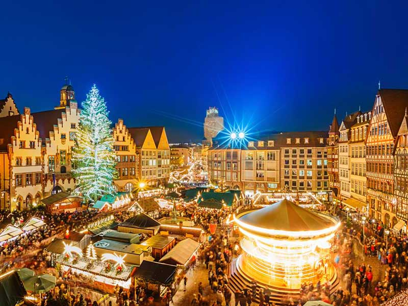 Christmas Markets - View Tours