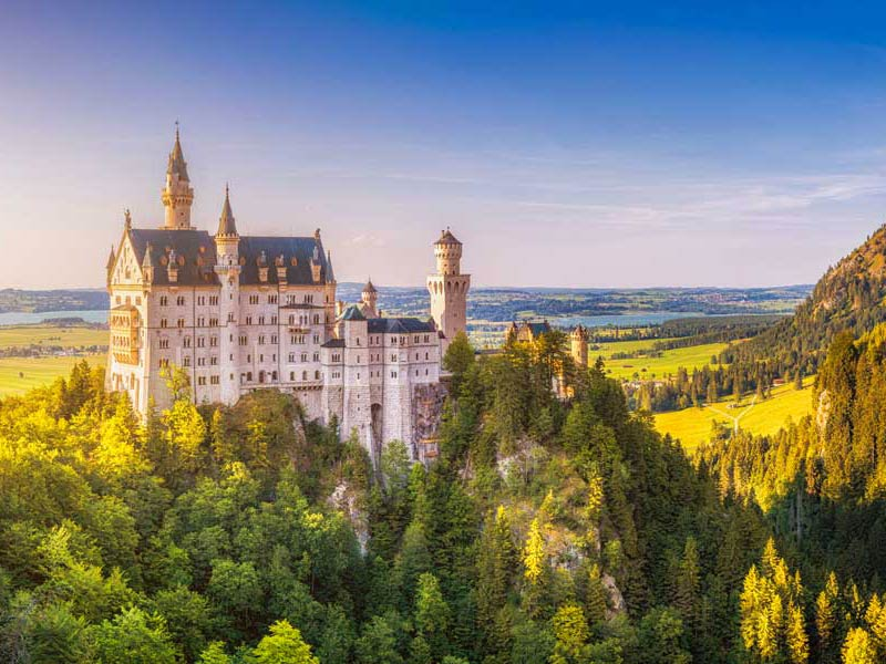 Germany - View Tours