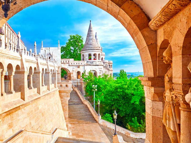 Hungary - View Tours