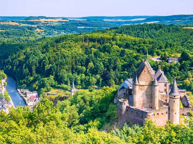 Luxembourg - View Tours