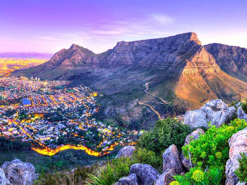 South Africa - View Tours
